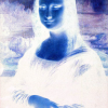Mona Lisa negative