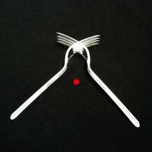 wedged forks