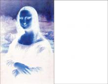 Mona Lisa Inverted