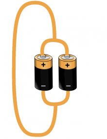 batteries in parallel