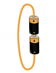 batteries in series