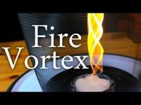 flaming vortex
